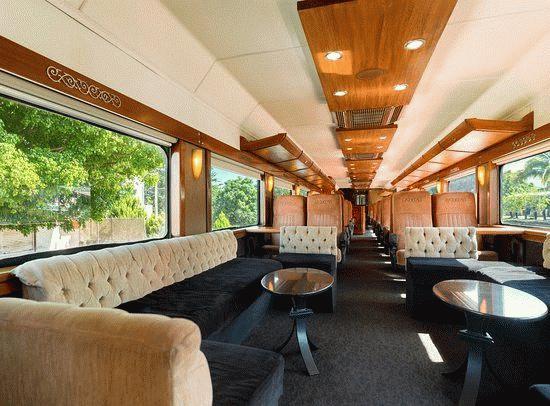 Asientos vagón Bar