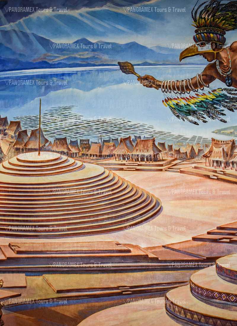 guachimontones piramides prehispanica