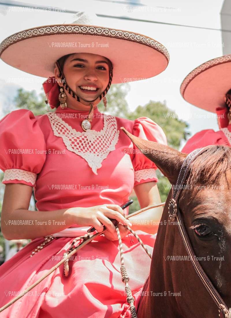 guadalajara encuentro internacional del mariachi y la charreria