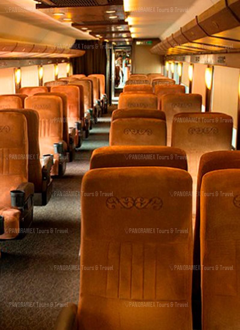 jose cuervo express vagon pasajeros