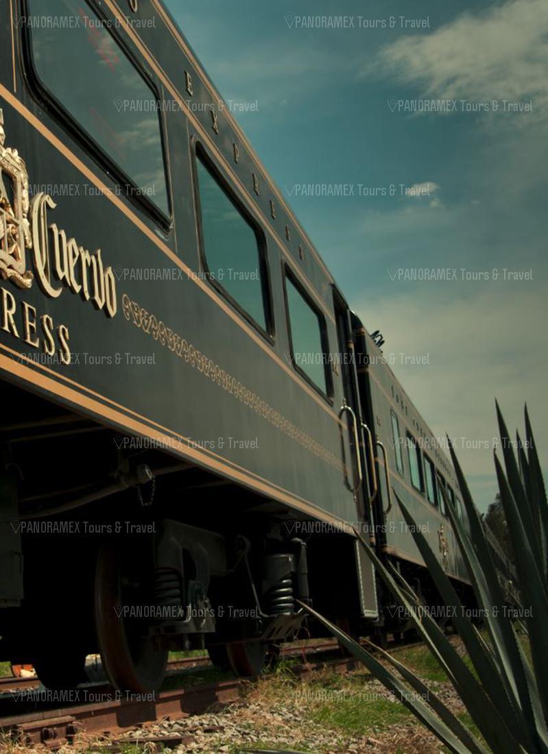 jose cuervo express tren