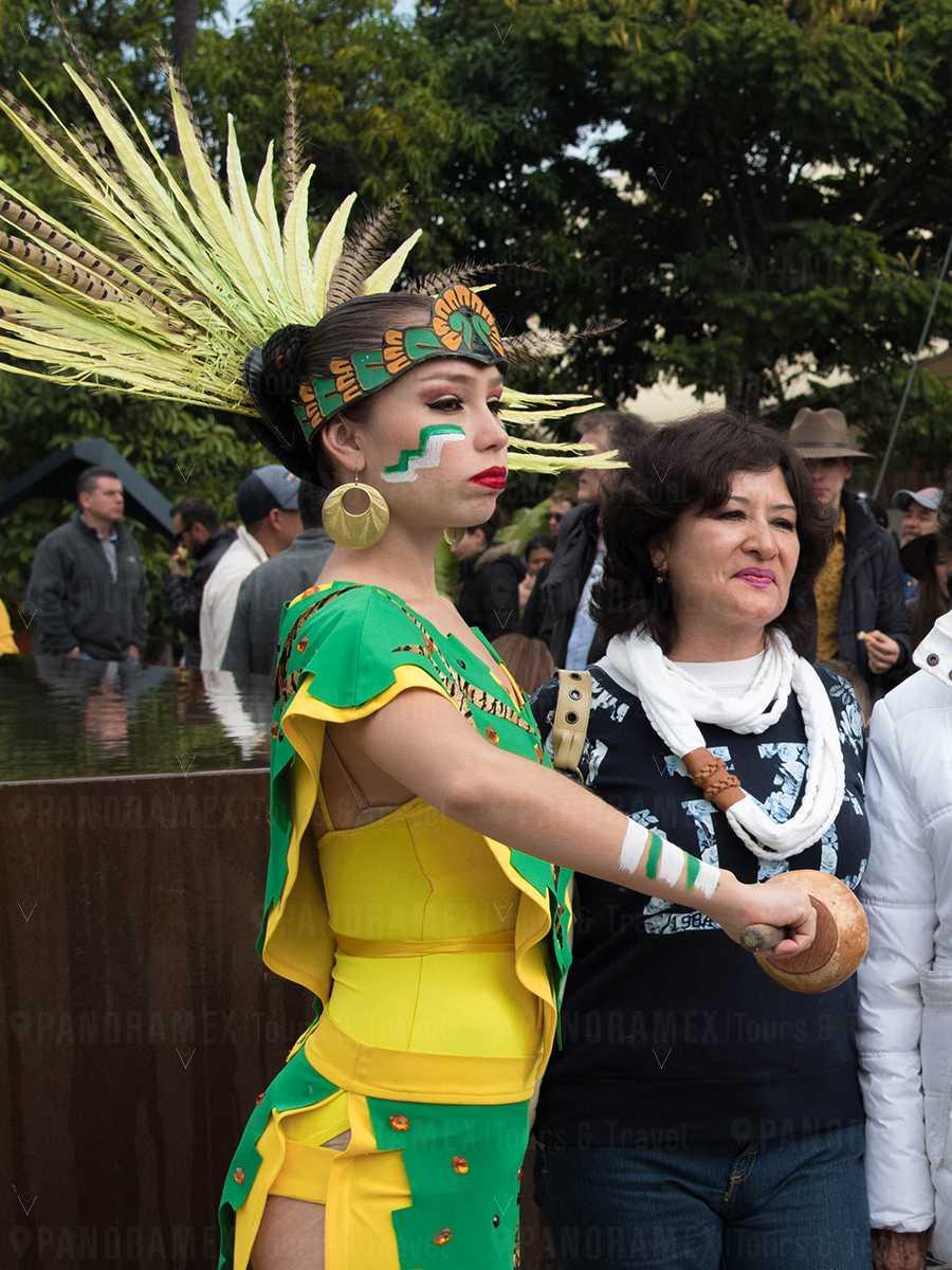 jose cuervo express espectaculo folclorico