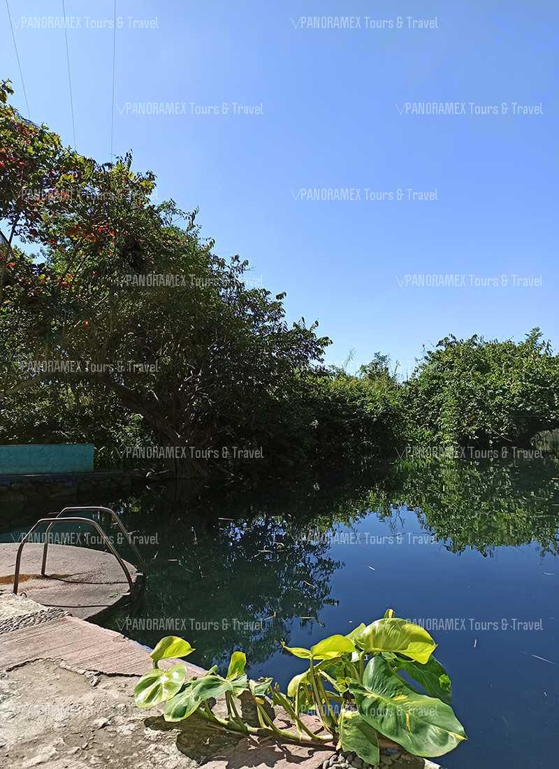 la tovara san blas nayarit recorrido por el rio