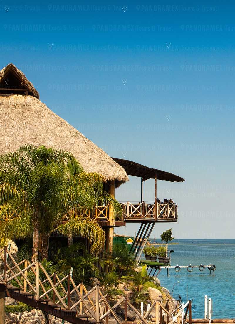 lago de chapala restaurantes tradicionales de palma