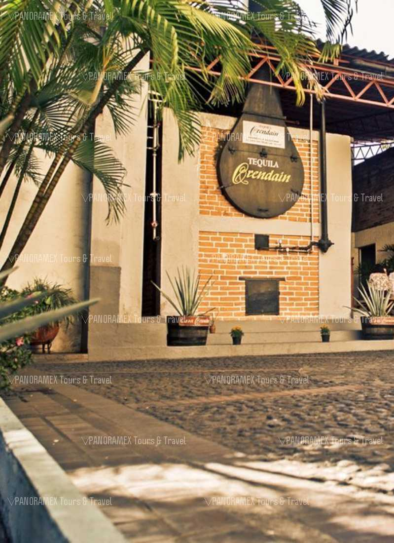 ruta del tequila casa orendain