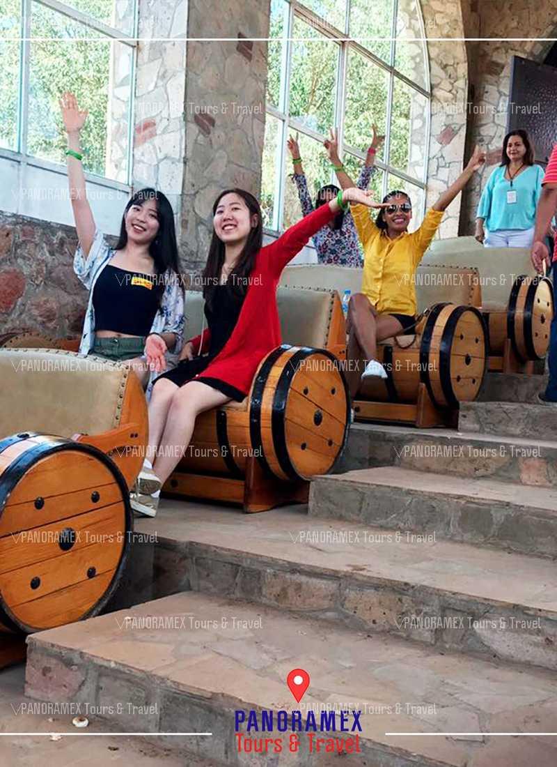 ruta del tequila tres mujeres