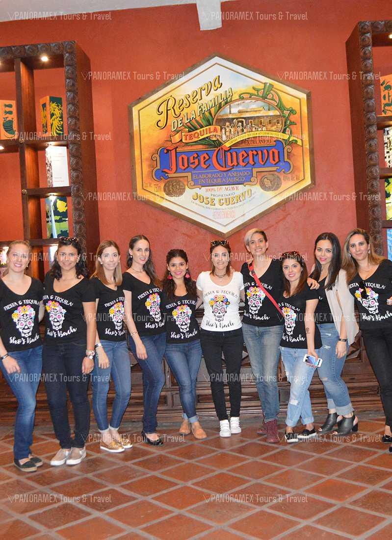 tequila catado vip tour