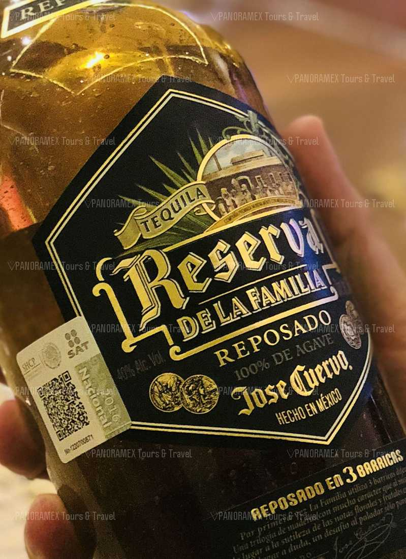 tequila catado vip tour mas botella personalizada